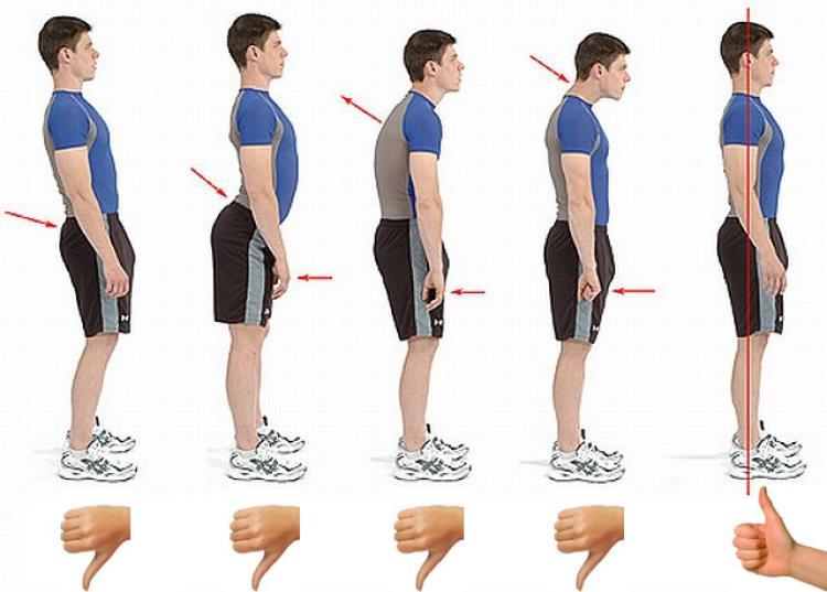 La Importancia De La Postura Correcta En El Ejercicio - ATLETISMO ... f41e4925d21d